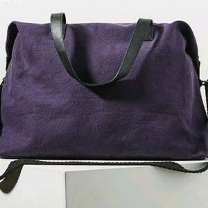 Anthropologie Bags - Anthropologie Iman Embellished Weekender Bag